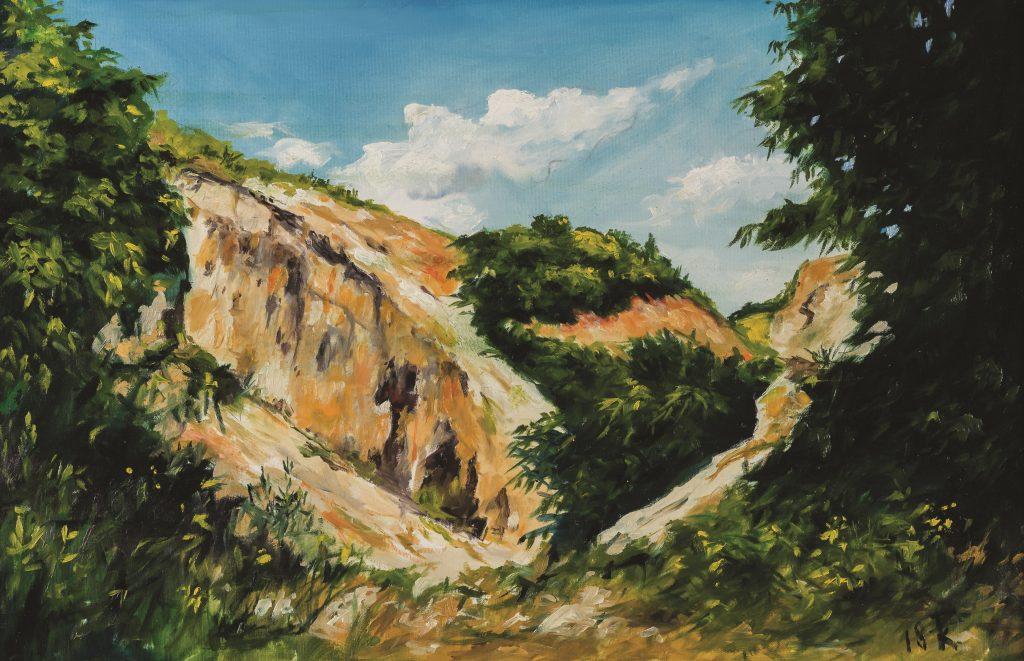 Bakony- Elhagyatott bauxitbánya