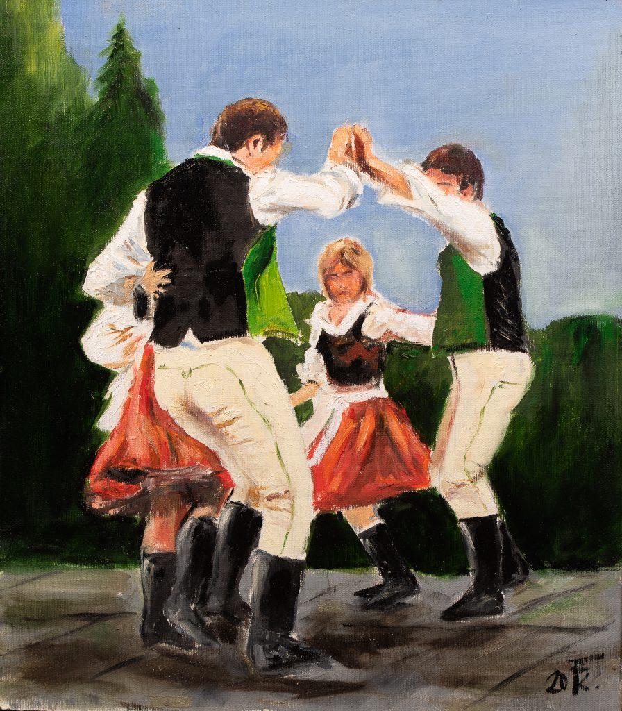 Székely tánc