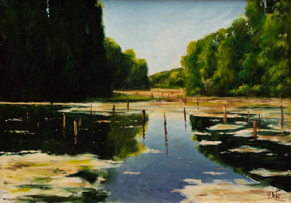 Huber tó